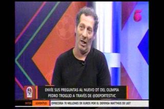 Pedro Troglio cuenta con Deiby Flores en Olimpia; Jerry Bengtson decide si sigue en una semana