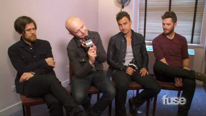 Fuse News The Fray Interview