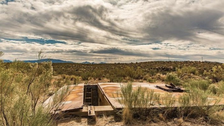 Arizona Property Is Actually a Former Missile Silo