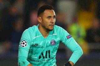 PSG empata con el Amiens y Keylor Navas recibió cuatro goles