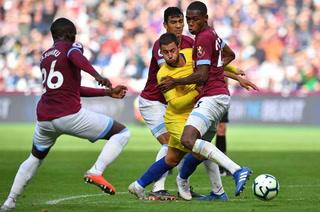 El Chelsea no puede y deja sus primeros puntos contra el West Ham