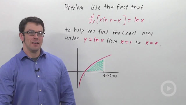 The Fundamental Theorem of Calculus - Problem 3
