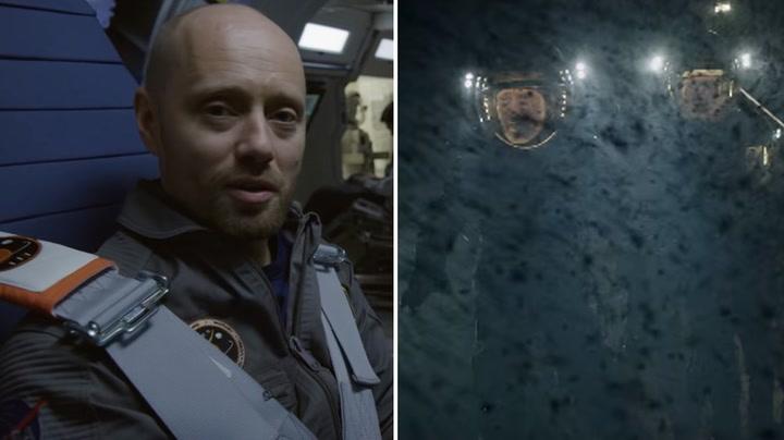 Aksel Hennie «sendes» til Mars