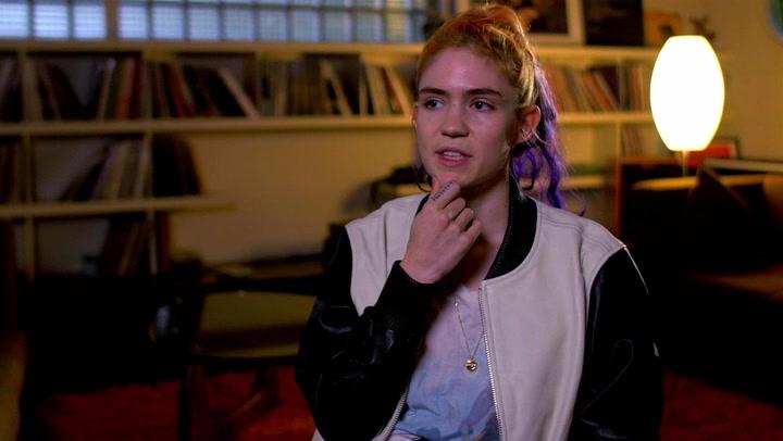 Grimes Reveals Her Favorite K-Pop Videos: BIGBANG, 2NE1 & More