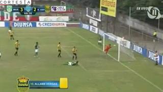 Marathón descuenta y se pone a un gol de la Máquina