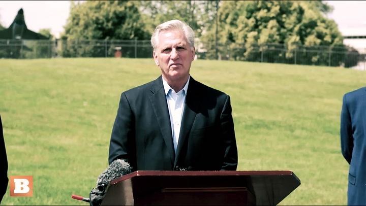 McCarthy: Dems Military Spending Cut Prohibits Modernization
