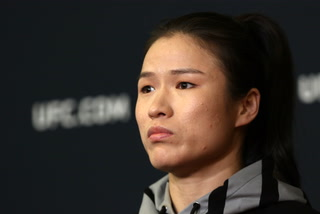 Zhang Weili Still Angry Over Her Opponent's Coronavirus Joke – VIDEO
