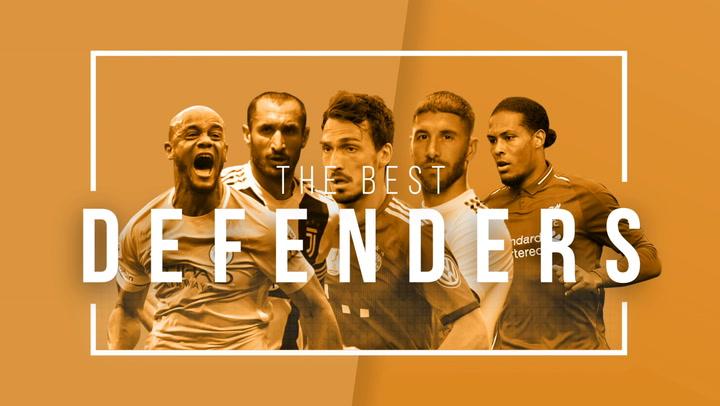 Best Defenders: Mikael Lustig