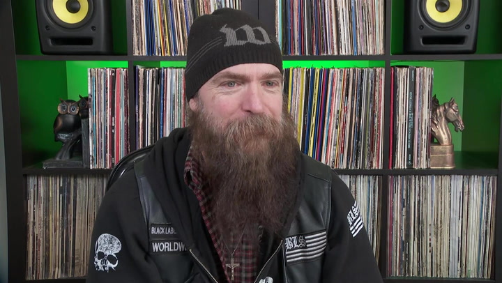 Zakk Wylde's drinking days are behind him, but he's got a different vice now