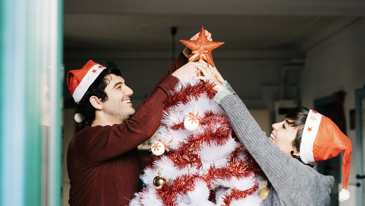 Deck the Halls—Without Risking Your Security Deposit