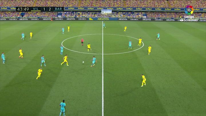 Gol de Griezmann (1-3) en el Villarreal 1-4 Barcelona