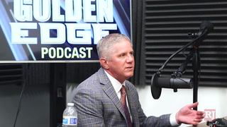 Vegas Golden Knights President Kerry Bubolz on the Golden Edge Podcast