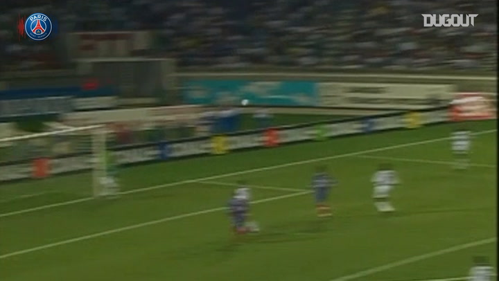 Incredible Goals: Okocha Vs Bordeaux 1999