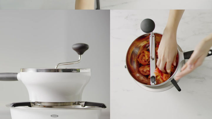Preview image of OXO Food Mill video