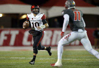 Tony Sanchez on San Diego State winning close games