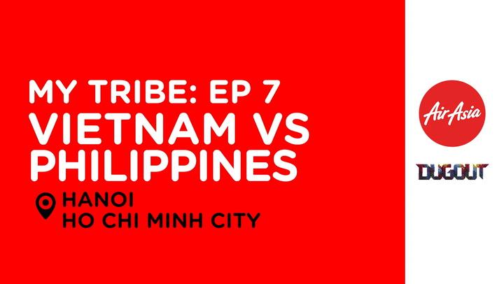 AirAsia My Tribe: Vietnam vs Philippines