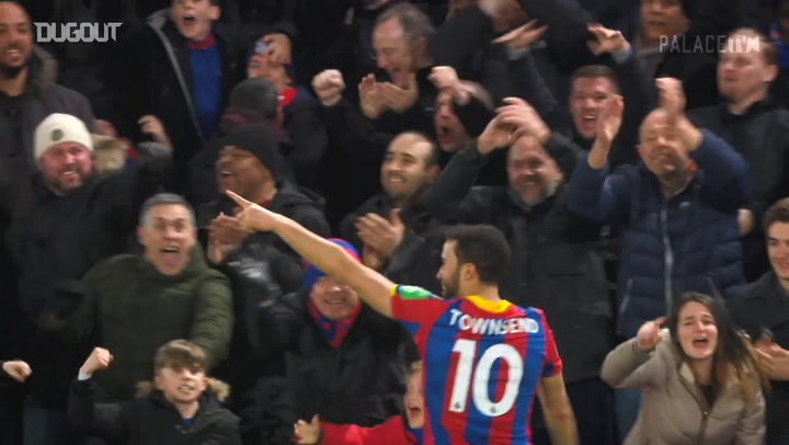 Andros Townsend's best Premier League goals