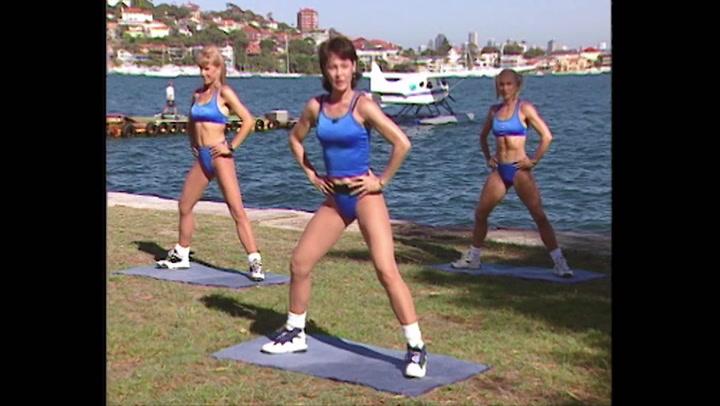 June - Lyne Park Rose Bay - Legs