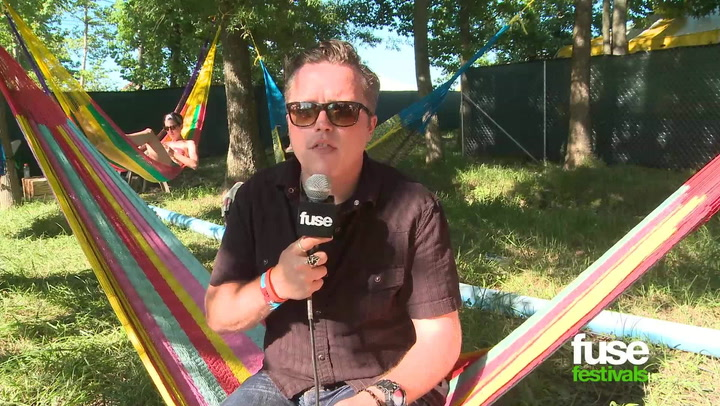 Festivals: Bonnaroo 2013: Jason Isbell Worried Growing Up Would Ruin His Rock 'n' Roll Vibe