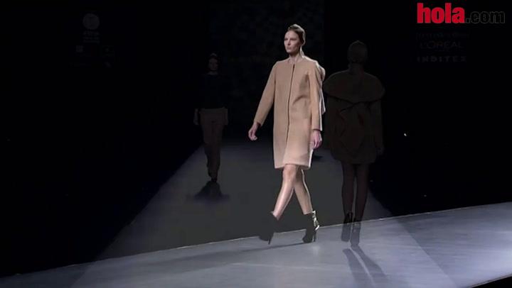 Fashion Week Madrid otoño-invierno 2014-2015: Amaya Arzuaga