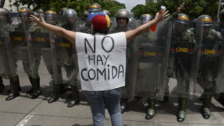 Venezuela's food shortage spiraling into crisis