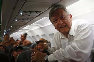 Andrés Manuel López Obrador ofrece visas de trabajo a inmigrantes centroamericanos