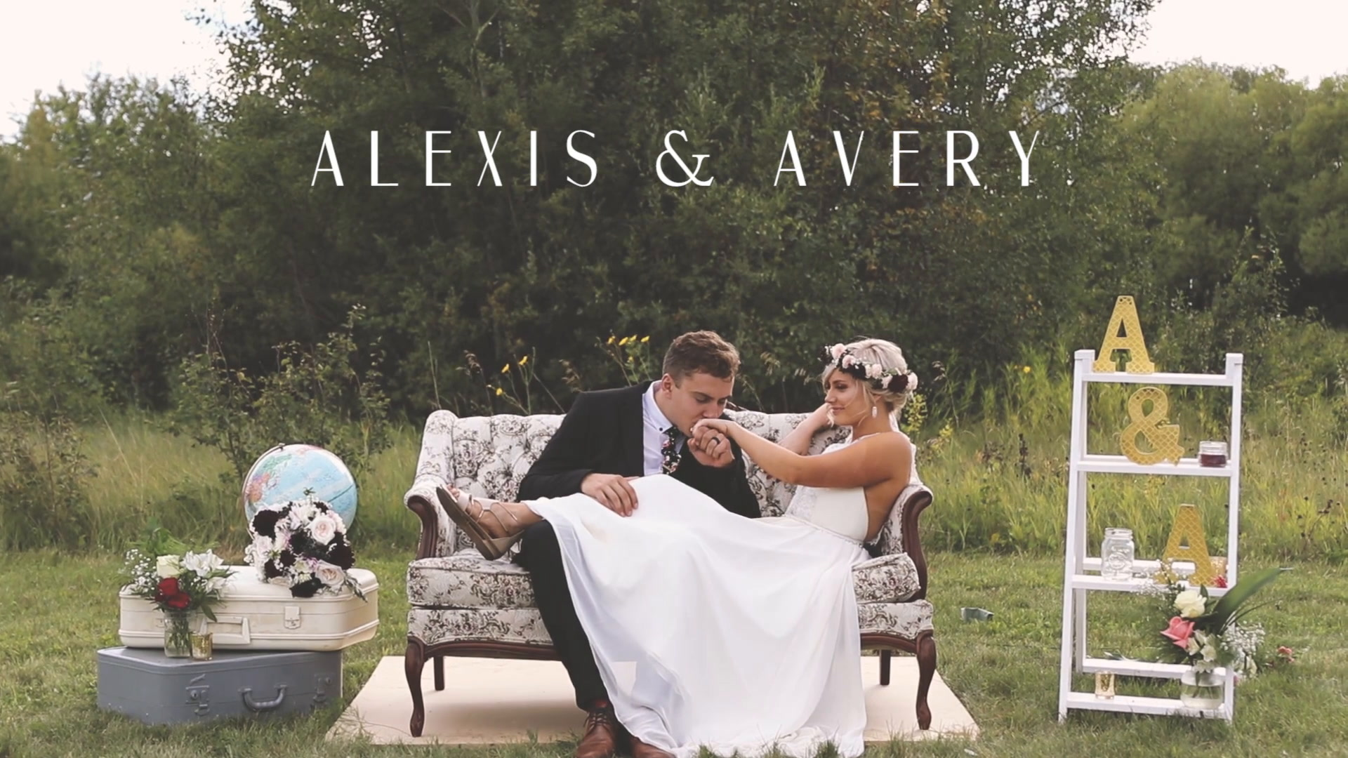 Alexis  + Avery | Red Deer, Canada | A Family Farm
