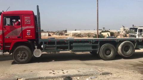 Israel reabre los pasos fronterizos con Gaza cuatro días después de cerrarlos