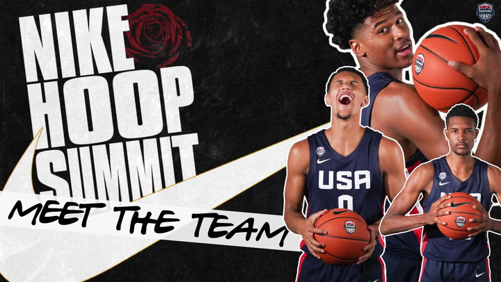 2020 USA Nike Hoop Summit Roster