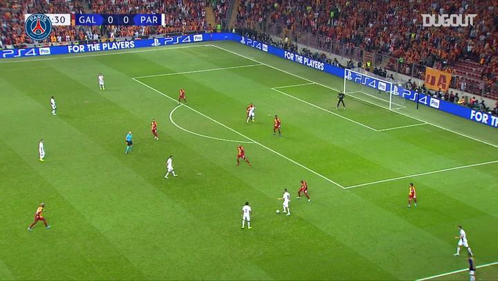 Mauro Icardi finishes off superb team move vs Galatasaray