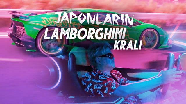 Japonların Lamborghini  Kralı