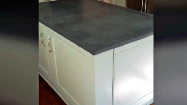 Denne kjøkkenbenken skjuler en genial hemmelighet