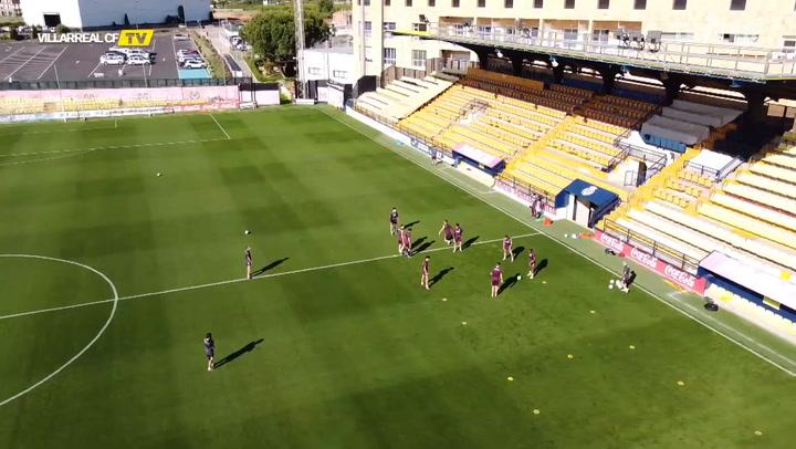 The return of the rondo at Villarreal