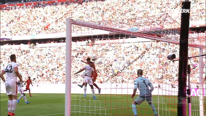 Ivan Perišić's First Bayern Goal
