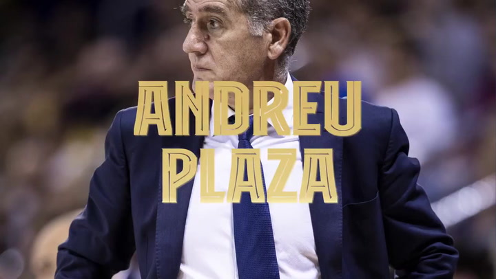 Andreu Plaza, nominado entre los 10 mejores entrenadores de Futbol Sala 2019