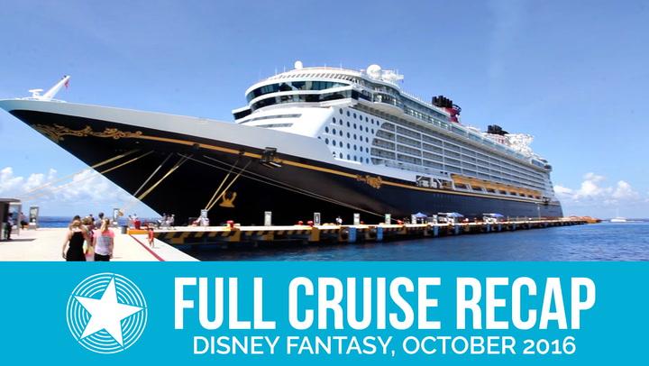 Disney Cruise: Western Caribbean on Disney Fantasy