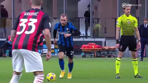 Inter 2- 1 Milan (Copa Italia)