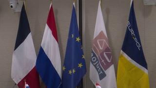 Más de 800 detenidos en una operación europea contra una red de comunicaciones encriptadas