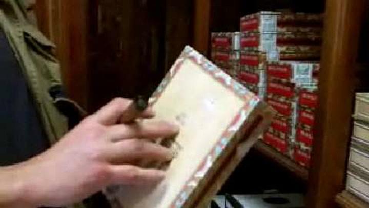You Should Flip Cuban Cigar Boxes