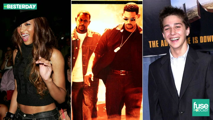 Ciara's The Evolution and Shia LaBeouf's Rap Come Up: Besterday Podcast