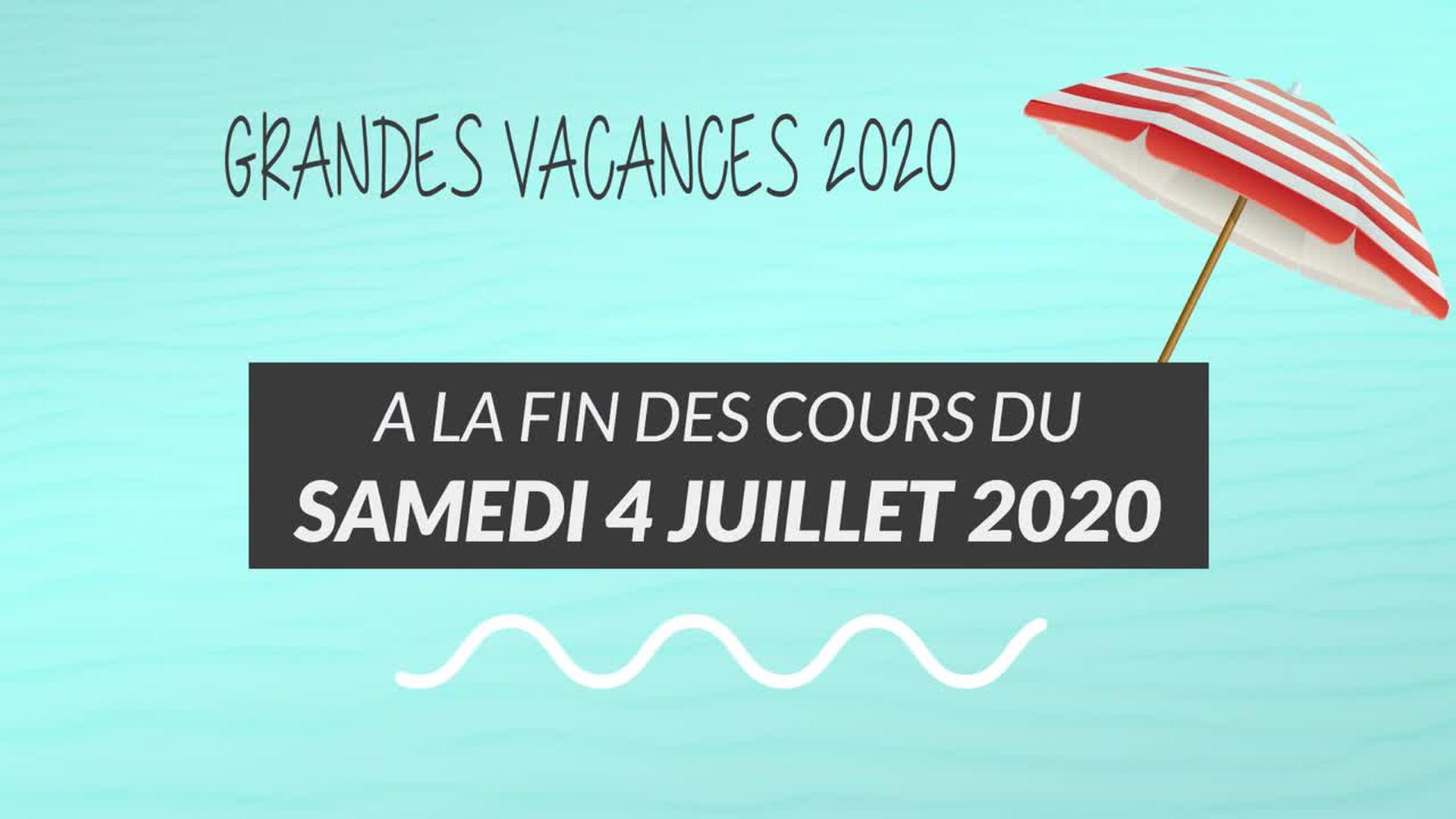 Calendrier Garde Classique 2019 Zone B.Vacances Scolaires Le Calendrier 2019 2020