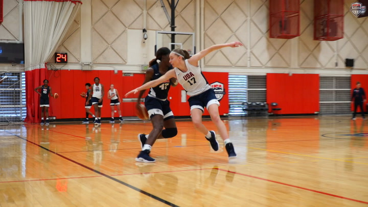 Highlights: 2019 USA Women's U19 Training Camp