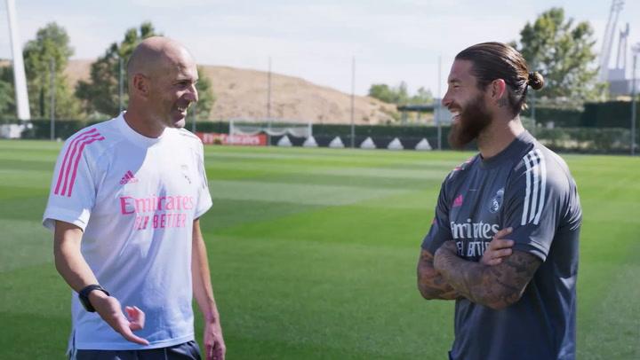Ramos desvela a Zidane lo que quiere hacer con su futuro