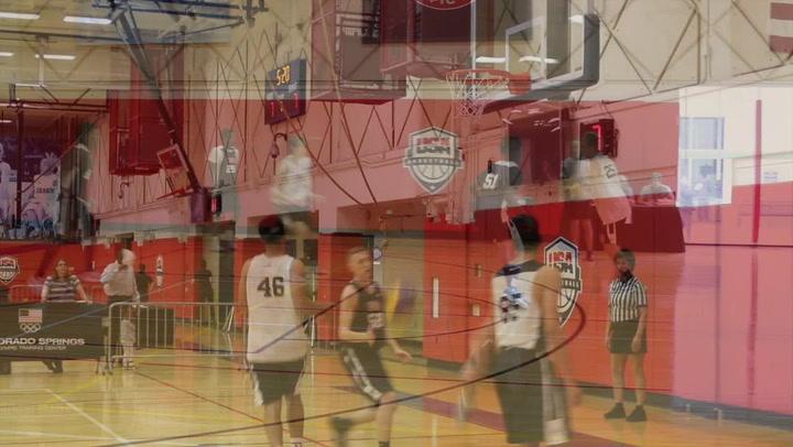 2017 USA Basketball Men's 3X3 U18 National Tournament