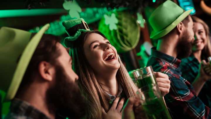 Forbes brings you St. Patrick's Day in the U.S. by The Numbers.