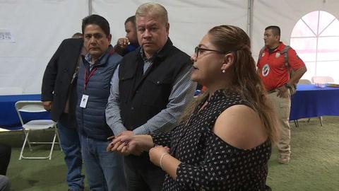 Tijuana ofrece empleo a caravana migrante