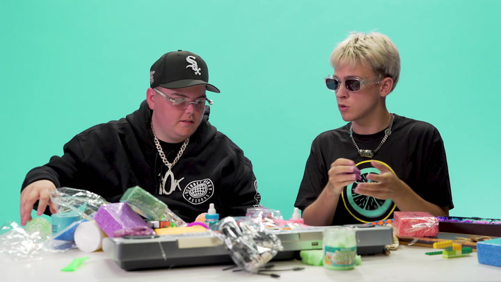 """Internet Money Do ASMR with Bubble Wrap, Talk """"B4 The Storm"""", Producing & More"""