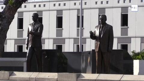 Buscan dinero para una estatua de Donald Trump en Puerto Rico