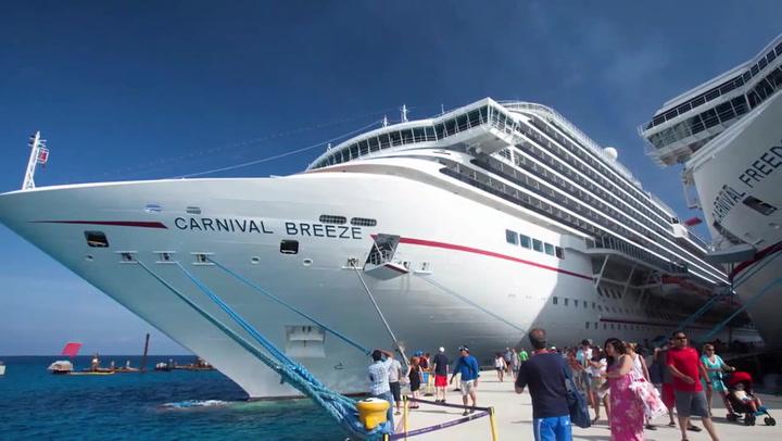 Carnival Breeze Photographic Tour