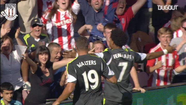 Free-Kicks: Jermaine Pennant Vs West Ham